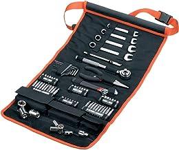 مجموعة ادوات لاصلاح السيارة A7063 من بلاك اند ديكر - 76 قطعة مع حقيبة طي ناعمة