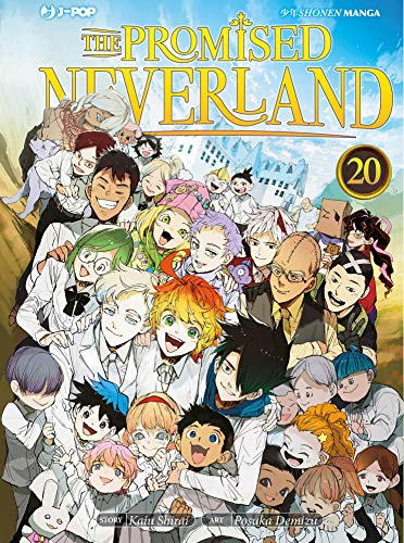The promised Neverland (Vol. 20)