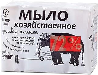 Nevskaya Natural Household Soap 72% Universal 4x100g