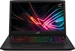 "ASUS ROG Strix Scar Edition GL703GM-DS74 Gaming and Business Laptop (8th Gen Intel Coffee Lake i7-8750H, 16GB RAM, 1TB SSHD + 256GB PCIe SSD, 17.3"" FHD (1920x1080) Display, GTX 1060 6GB, Win 10 Home)"