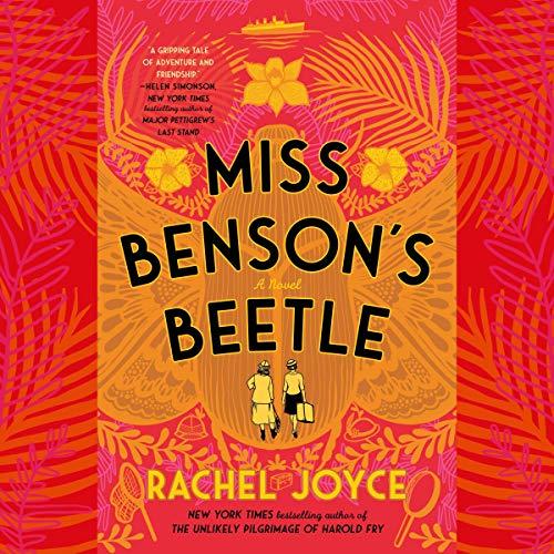 『Miss Benson's Beetle』のカバーアート