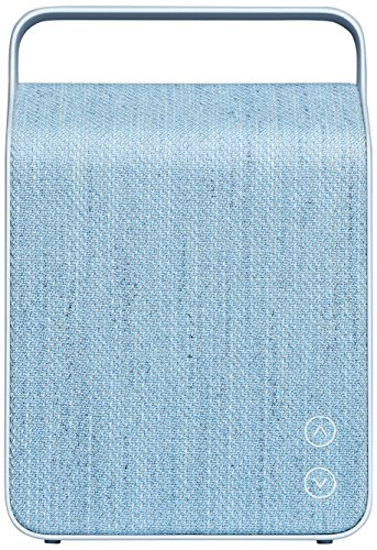 Vifa Oslo Ice - Altavoz portátil, Color Azul