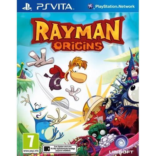 Rayman Origins AT PEGI [Edizione: Germania]