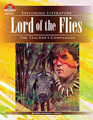 Lord of the Flies: The Teacher's Companion (Exploring Literature Series) (English Edition)