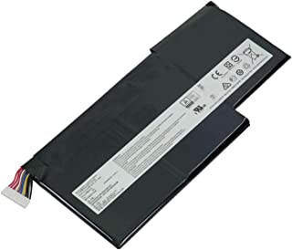 ノートパソコン 交換バッテリー BTY-M6K for MSI Stealth Pro MS-16K3 MS-17B4 GS63VR 7RG GF63 GF75 Thin 3RD 8RC 9SC 9SC-088CN Series 11.4V 5...