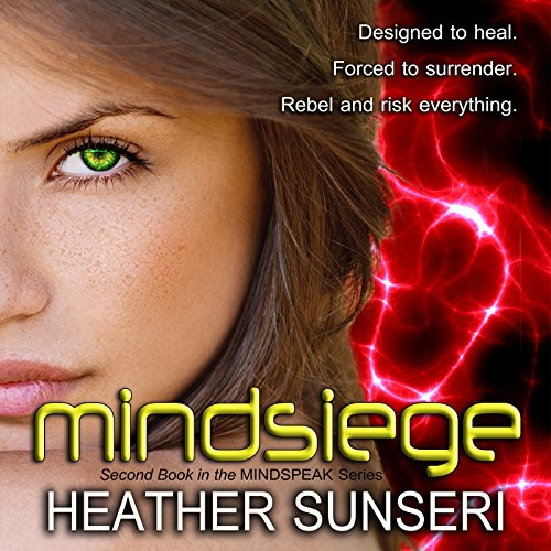 Mindsiege audiobook cover art