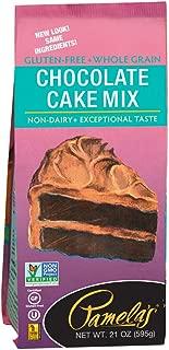 pamela's gluten free chocolate cake mix