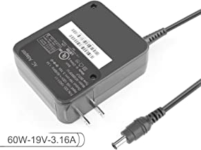JUYOON 60W 19V 3.16A Charger ac Adapter for Netgear 332-10634-01 332-10631-01 AD2003D00 AD2003F10 Nighthawk X10 X8 X6 X6S X4S R8900 R8500 R8300 R7900P R8000P C7800 EX8000 Wi-Fi Router