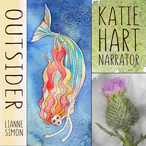 Outsider Audiobook By Lianne Simon cover art