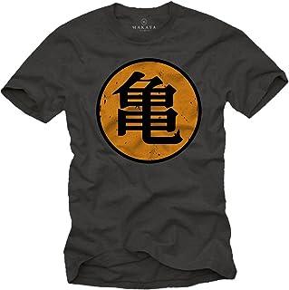 MAKAYA Camiseta Roshi's Gym - Kame