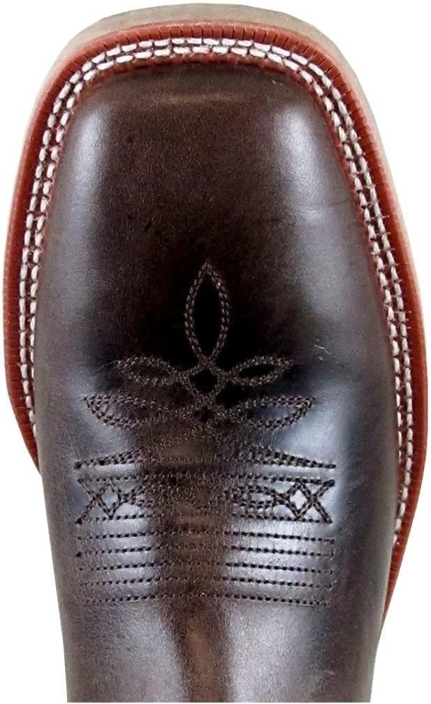 4055 Smoky Mountain Mens Parker Western Boot Square Toe