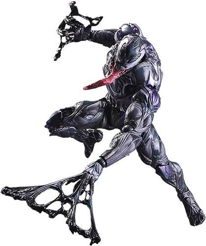 Decddae Marvel Venom 27CM - Jouet Modèle Personnage Animé