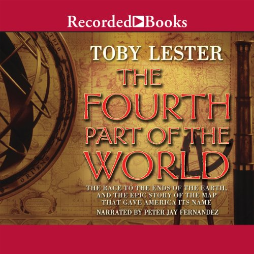 The Fourth Part of the World cover art