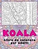 Koala - Libro da colorare per adulti