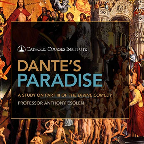 Dante's Paradise audiobook cover art