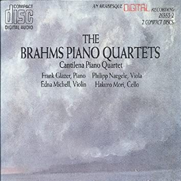 The Brahms Piano Quartet