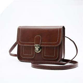 Bags For Women New Small Square Bag Ladies Car Line Fashion Handbag Retro Shoulder Bag Messenger Bag Mobile Phone Packet