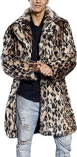 cheetah fur coat men