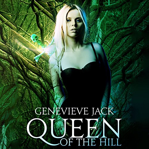 Queen of the Hill audiobook cover art