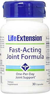 Life Extension Fast Acting Joint Formula Capsules, 30 Count