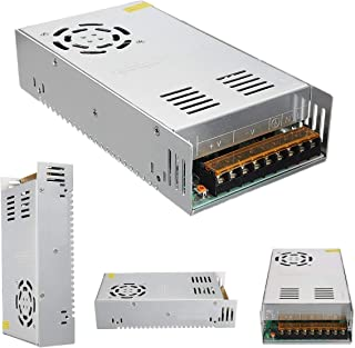 TRIDEV TRADERS 5V 60A 300W DC Switch Power Supply for WS2811 2801 WS2812B WS2813 APA102, CCTV, Radio, Computer Project