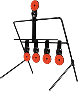 GUGULUZA إعادة ضبط الهدف للعبة التدريب على كرة الطلاء بالمسدس الهوائي