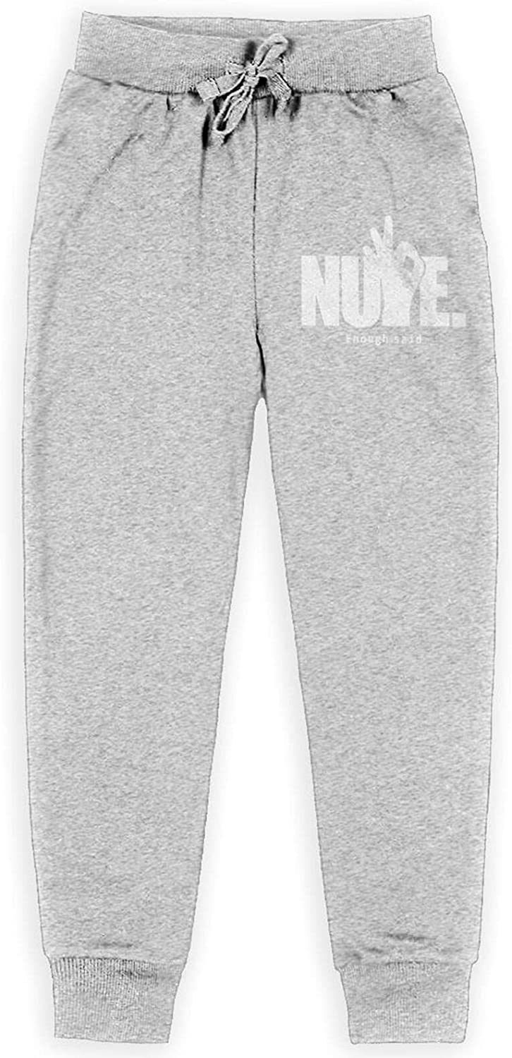 Nupe Kappa Alpha Psi and Ok Sweatpants for Boys with Pockets Pants Classic Sport Pants