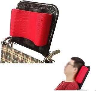 Soporte para cuello Reposacabezas silla de ruedas Acolchado de la cabeza Cojín portátil y ajustable para