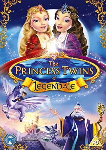 The Princess Twins of Legendale [DVD] by Doug Krohn