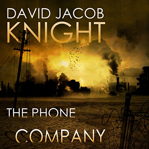 The Phone Company audiobook cover art
