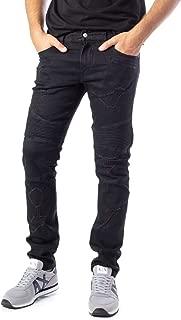 Luxury Fashion | Armani Exchange Mens 6GZJ27Z1AAZBLACK Black Jeans | Fall Winter 19