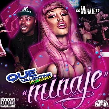 Minaje (feat. Bama)