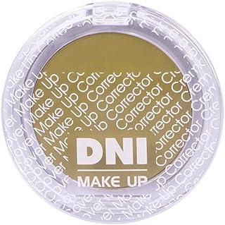 Corrector compacto graso, Cover Make Up, 3gr · nº 6, color Verde, DNI MAKE UP