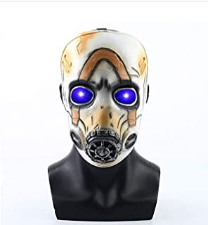 Jacos Borderlands 3 Psycho Mask Psycho Cosplay Scary Face Mask Halloween Costume Props