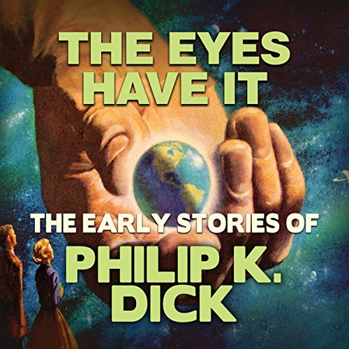 The Eyes Have It audiobook cover art