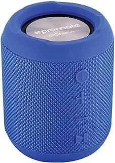 بروميت مكبر صوت لاسلكي، بريميم قوي مع تقنية لاسلكية ترو ، ميكروفون ، راديو اف ام ، صوت 3.5 مم ، فتحة لبطاقة مايكرو اس دي، ...