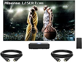 $10990 » 120L10E-BDL 120-inch 4K Ultra HD Smart HDR Laser TV 2019 Bundle