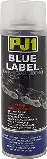 PJ1 1-08 Blue Label O Ring Chain Lube (Aerosol), 5 oz
