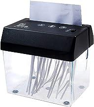 $45 Get L.HPT Paper Shredder,Mini USB/Battery Electric Powered Paper Shredder Cutter with Letter Opener for Home Office Desktop