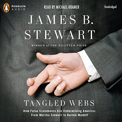 Tangled Webs audiobook cover art