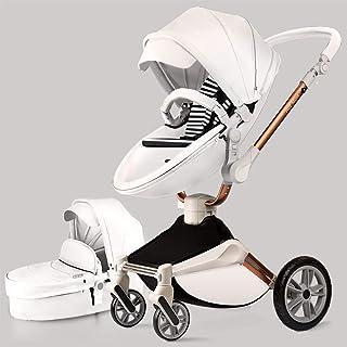 comprar comparacion Hot Mom Silla de paseo Reversibilidad rotación multifuncional de 360 grados con buggy asiento y capazo 2020 Nueva actualiz...