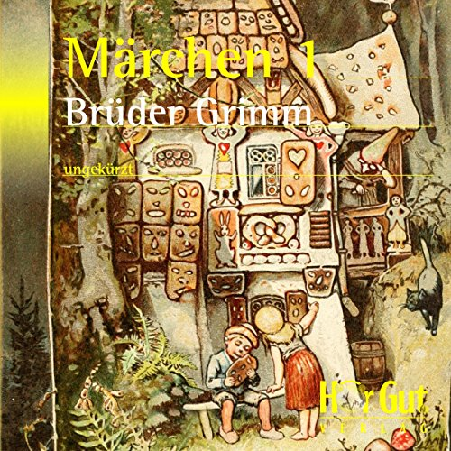 Märchen 1 audiobook cover art