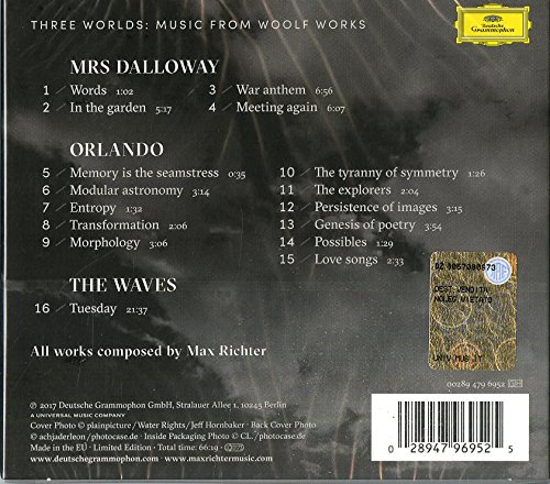 Three Worlds: Music From Woolf Works