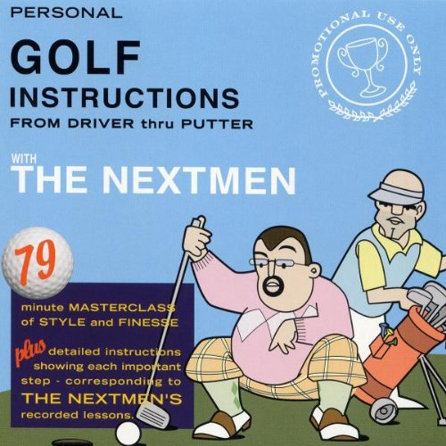Personal Golf Instructions From Driver Thru Putter