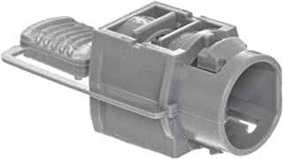 Morris Products 21762 Non-Metallic Cable Connector, Lock Wedge Style, 1/2