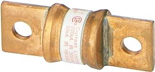 "Mersen A3T Fast Acting/Class T Fuse, 300VAC/160VDC, 200kA AC/50kA DC, 100 Ampere, 11/16"" Diameter x 2-5/32"" Length"