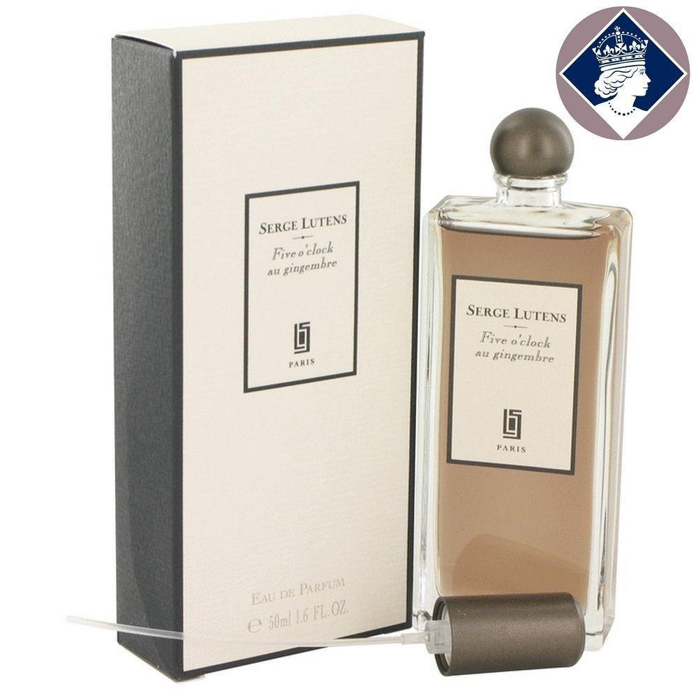 Serge Lutens New Free Shipping Five O'Clock Au Sale price Gingembre Spray Parfum De Eau 50ml