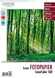 Schwarzwald Mühle Kopierpapier:'LaserColor 160' 160 g/m² A4 200 Blatt (Fotopapier für Laserdrucker)