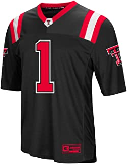 Colosseum Texas Tech Red Raiders NCAA Double Reverse Play Men's Football Jersey
