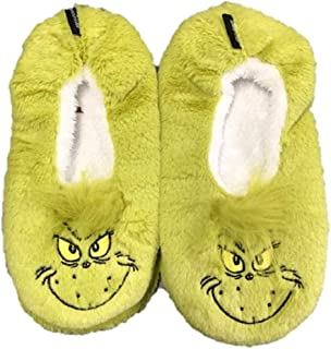 Best grinch slippers womens Reviews